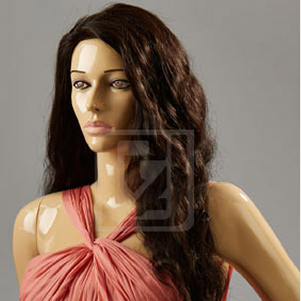 Fully Machine Weft Wigs - Outer